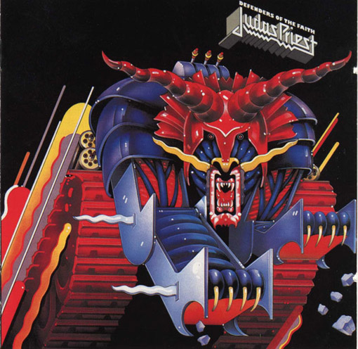 Judas Priest - Defenders of that Faith