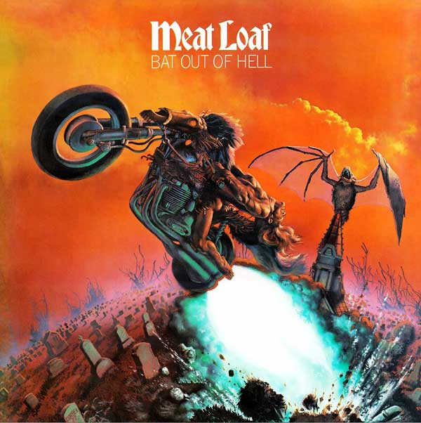 Bat Out of Hell portada