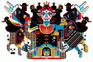 Entrevista a ilustrador mexicano